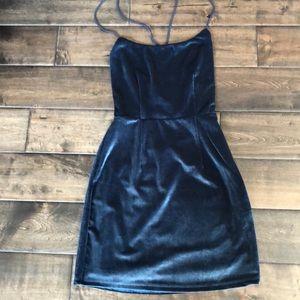 NBD Blue dress